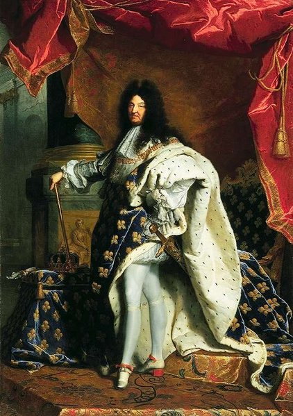 King Louis XIV Contribution: The SUN KING